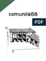 1970 02 Comunità 68