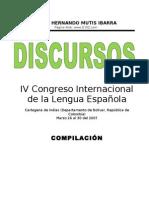 Discursos Eventos Sobre La Lengua castellana