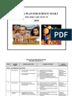Ranc Peng Tahunan Sains Tahun 5 2014 Jsu