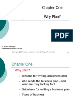 Business Plan Chapter 1