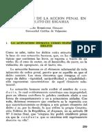 Prescripcion de La Accion Penal en La Bigamia