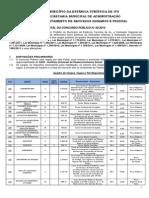 Edital 02.2014 - Concurso Público Para Educação