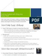 01 - Introduction to Bing Ads