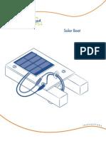 Solarboat Manual