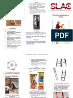 Ladder Guide Portable