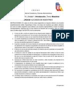 EJERCICIO 1.3 Casos Prácticos de La Definición de Muestreo