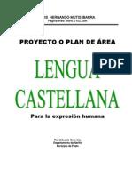 Proyecto o plan de área de Lengua Castellana