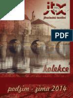 Katalog podzim -zima 2014