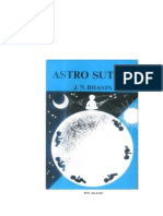 Astro Sutras. Autured by J