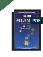 Tajik Neelkanthi