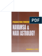 Predicting Through Navamsa & Nadi Astrology