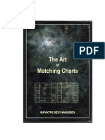 The Art of Matching Charts, Autured by Gayatri Devi Vasudev
