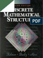 Discrete Mathematical Structures By Bernard Kolman Pdf
