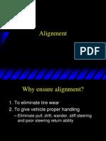 CSD 4 Wheel Alignment Basics
