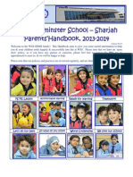 GEMS SCHOOL.parent Handbook
