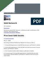 Best SAS Book