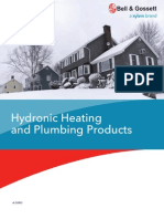 A 50RO BG Hydronic Heating and Plumbing Products Brochure