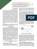 Transmission Loss Minimization using UPFC