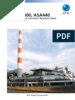 Jfe Steel - Sulpuric Steel c1e-013