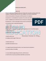 Creative Ability Test PDF