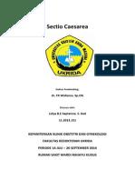 Sectio Cesarea