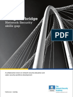 Network Security Skill Gap White Paper