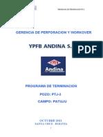 PROG  TERM  PTJ-3  CS