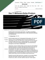 Schattenbanken - Das 71-Billionen-Dollar-Problem - Wirtschaft - Süddeutsche - Kopie