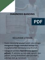 Diagnosis Banding Skizo