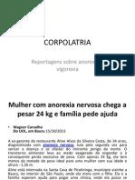 Anorexia e Vigorexia