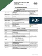 o Schedule (1)