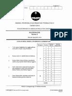 2014 MPPT5_2 Kedah Math2 w Ans