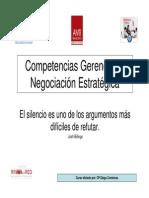 AIM. Capacitacion de Negociación - Diego Contreras