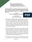 Adjudication Order against Mercury Fund Management Company Ltd in the matter of Gennex Laboratories Ltd.