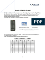CT1000 v4 Manual