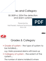 BS 5839-6 2004 Fire Detection