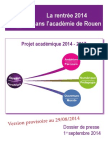 Dossier Presse Rentree 2014 Rouen