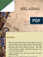MELASMA PPT