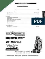ZF B Transmission Explain