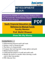 Youth Financial Education (with special reference to mutual funds)