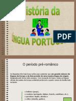 Historia Da Lingua Port