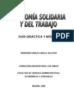 Econom i a Solidari Ay Delta Bajo