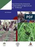 Community Enterprise System-Manual