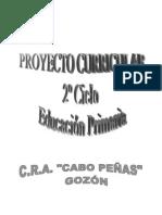P. C. 2º Ciclo E.P.
