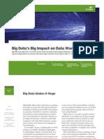 Big Data's Big Impact on Data Warehousing_hb_final