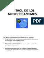 6. Control de Los Microorganismos (1)