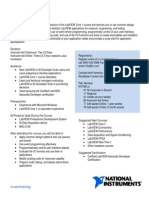 Mkt Course Outline Labview Core 2