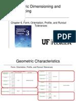 Chap6 Form Orientation Profile Runout