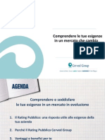 Rating Pubblico 2014 AREA 1