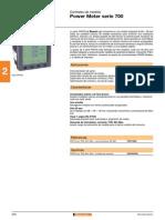 Ficha Técnica PM700